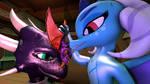 Spyro's troublesome day