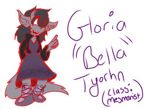 Pathfinder DM's Gift: Gloria Bella Tyorhn