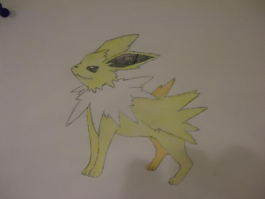 My Drawing Of Vasto Lorde Ichigo Jolteon_by_gear2ndoluffy-d4hsk97
