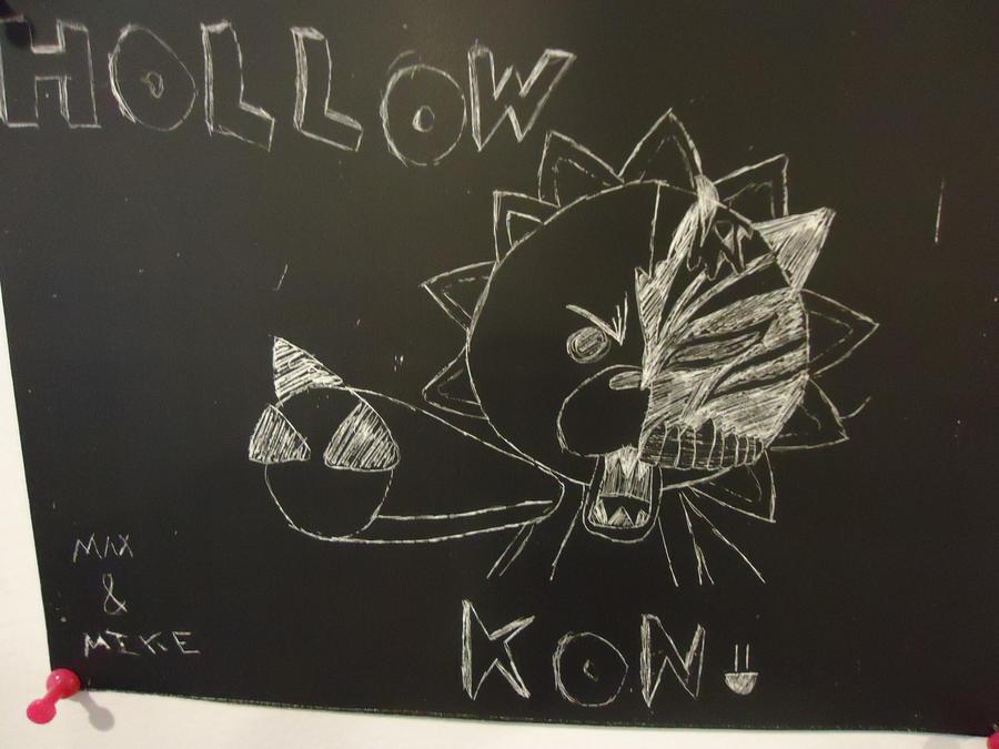 My Drawing Of Vasto Lorde Ichigo - Page 2 Scratch_hollow_kon_by_gear2ndoluffy-d4i712e