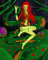 Poison Ivy by PeppermintBat