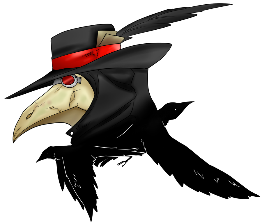 plague doctor by PeppermintBat on DeviantArt