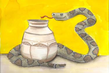 #2 Uganda - The King Of Snakes