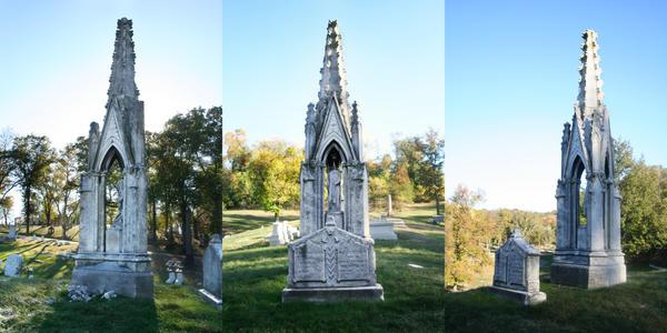 shoenbacker Grave by BlueTigressStock