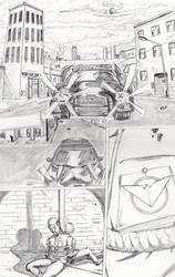 The Osprey pg1 - pencils by LucasDuimstra