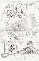 Pencil Sample G-Force 3