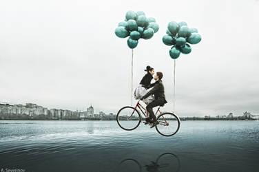 Levitation 01 by sevfoto