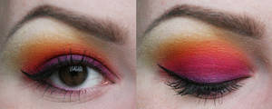 Make Up: Sunset