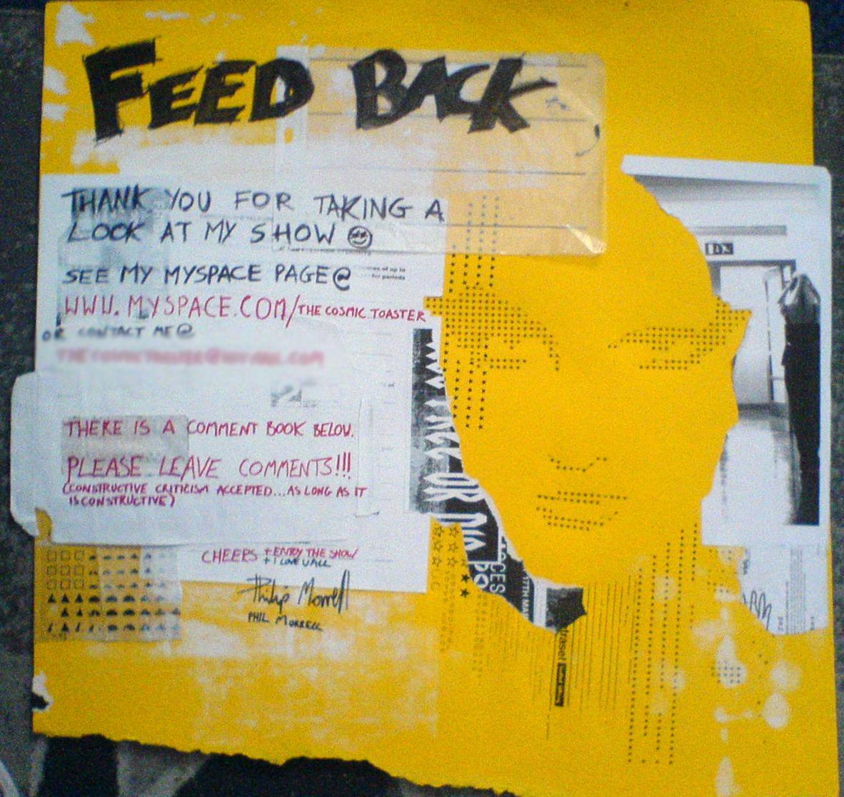FeedBack by VenomArt