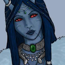 Child Bride Jotunn Loki