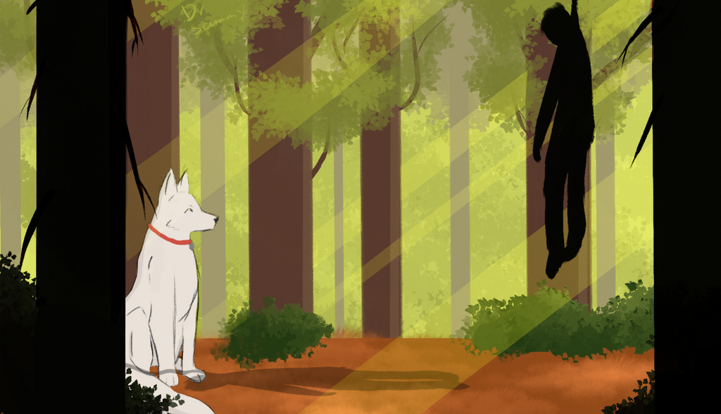 SCP-1111 A loyal dog until the end by Dr-Sammy on DeviantArt