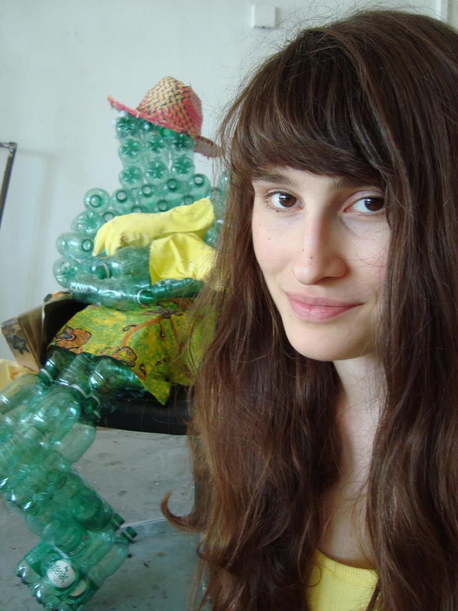 Bottleman by Djevojcica