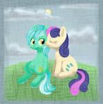 Lyra + Bon Bon