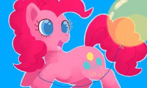 Pinkie Pie II