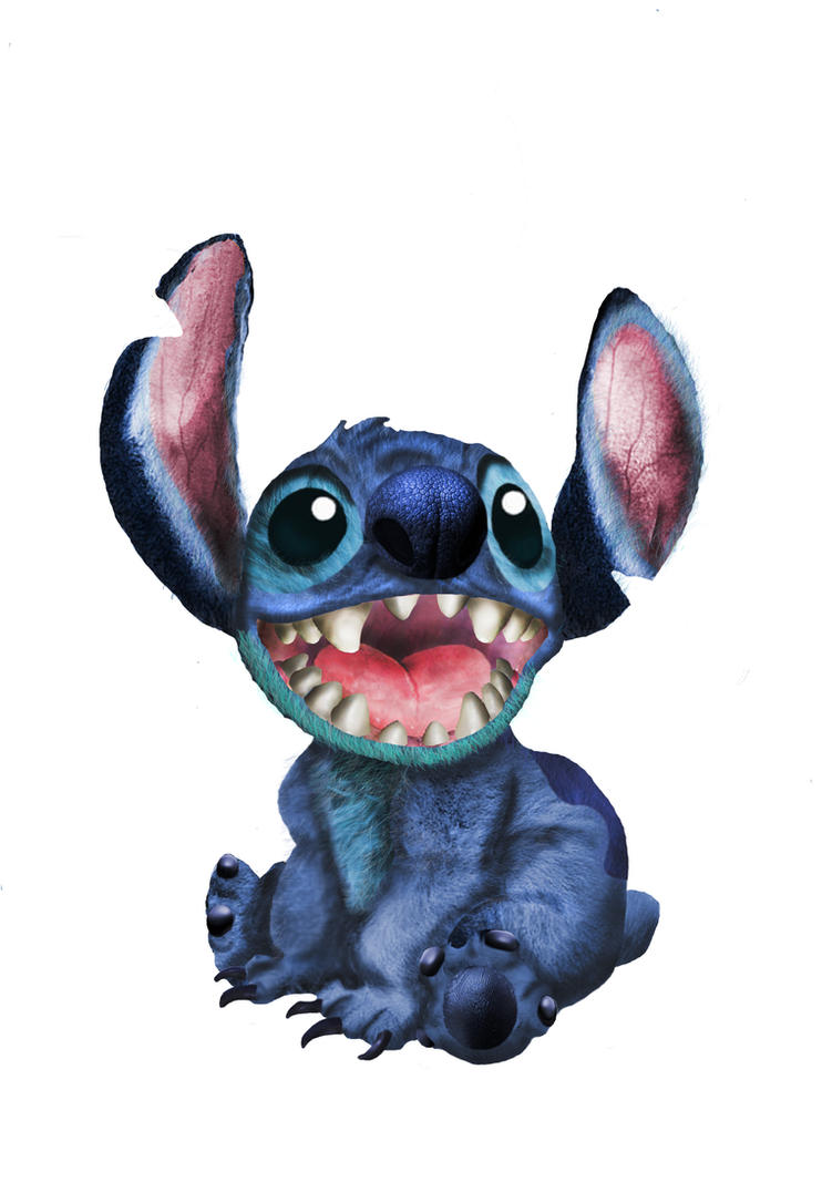 stitch in real life by changinghorizons on deviantart