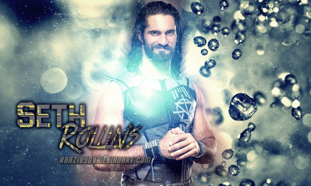 Seth Rollins Wallpaper by RaazivYdv on