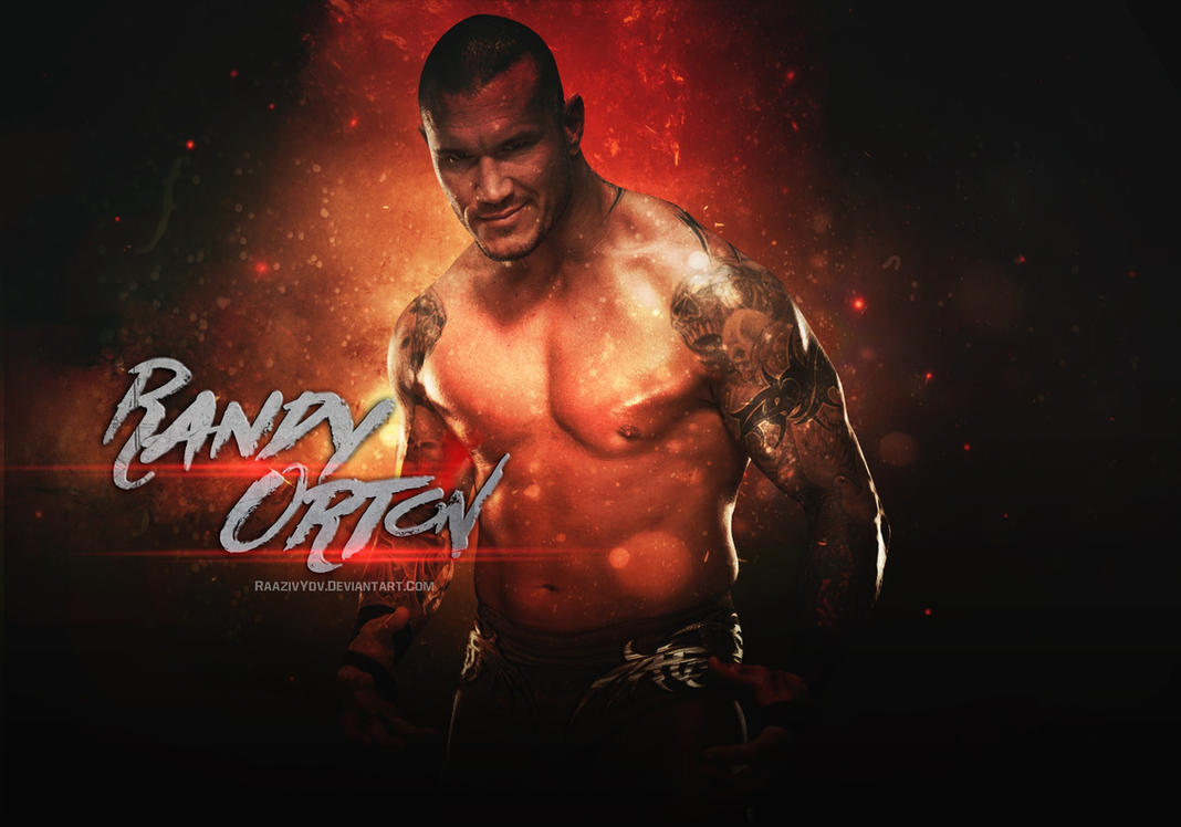 Randy Orton Wallpaper By RaazivYdv