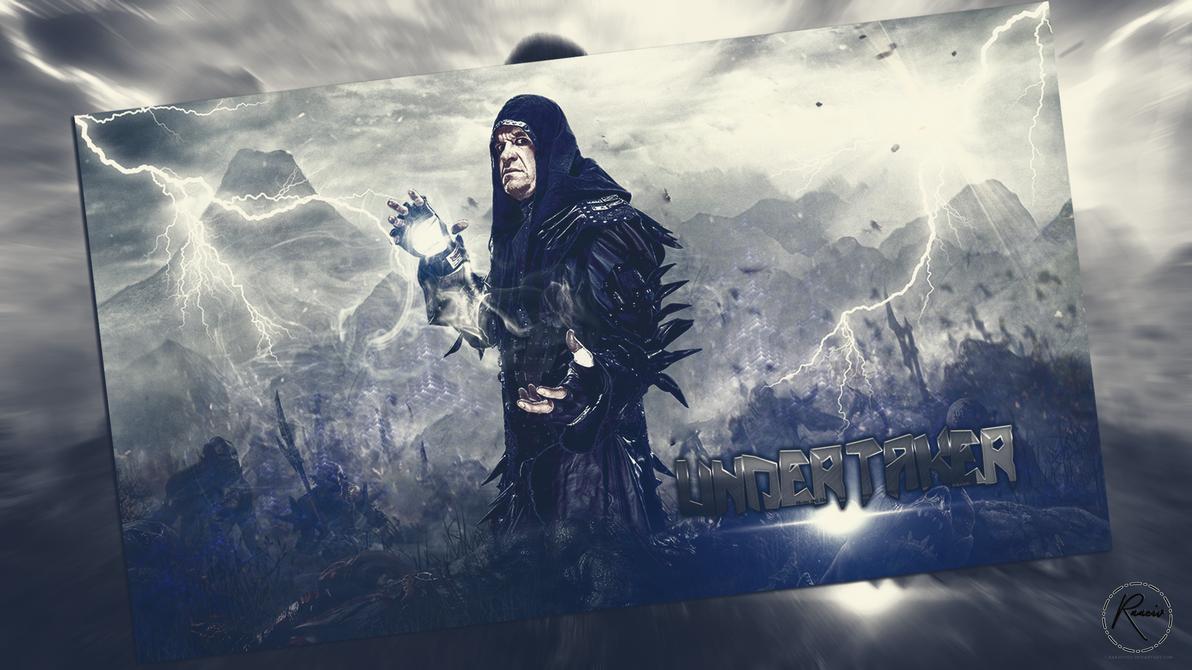 Undertaker Wallpaper By RaazivYdv