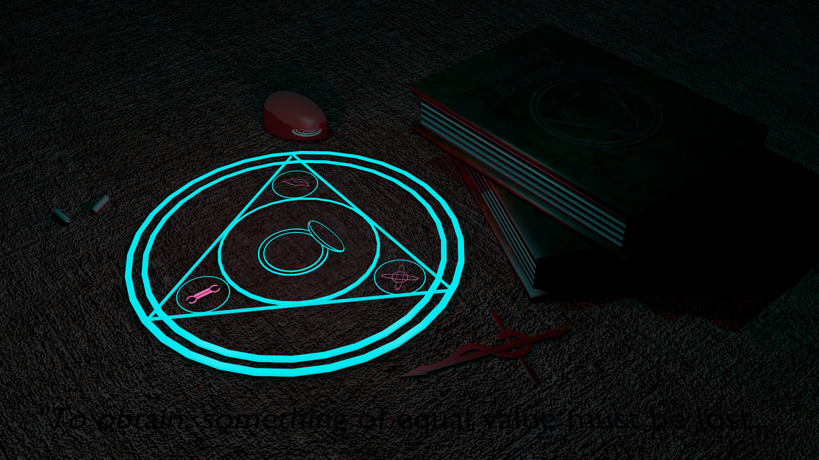 Fullmetal Alchemist Transmutation Circle By Ledironrage On Deviantart