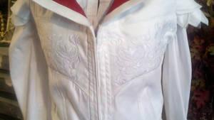 Ezio Tunic Embroidery Finished