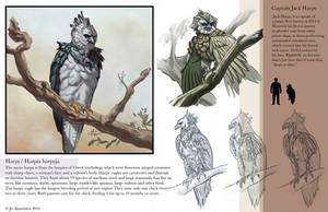 Harpy Eagle Study