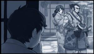 Samurai Farewell
