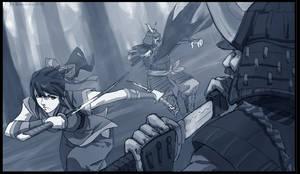 Samurai Farewell 3