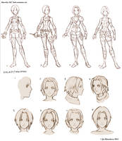 Alacrity 2d Costumes And Hair Design by THEJETTYJETSHOW