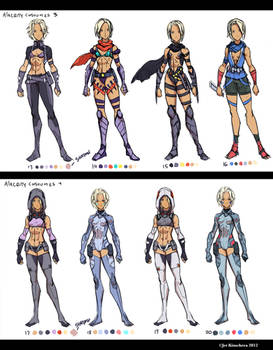Alacrity 2d Costume Colors 2