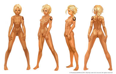 Alacrity Full Nude Turnaround by THEJETTYJETSHOW