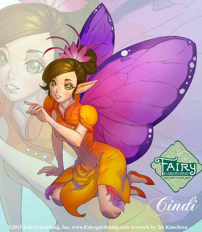 Fairgy Gardening- Cindi by JetEffects