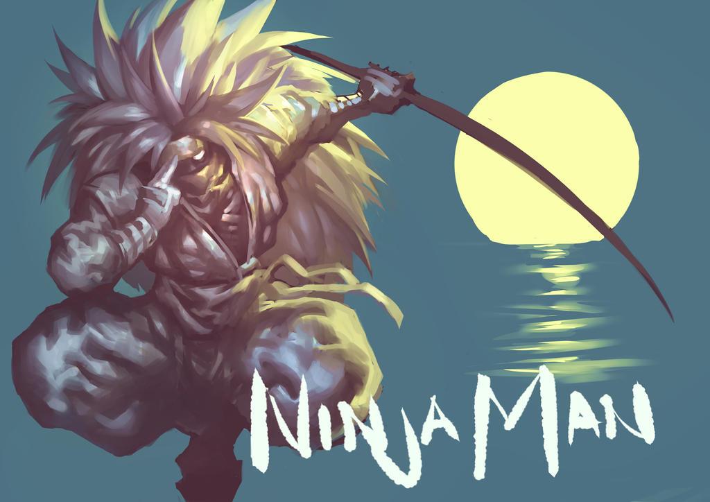 Ninja Man by JetEffects
