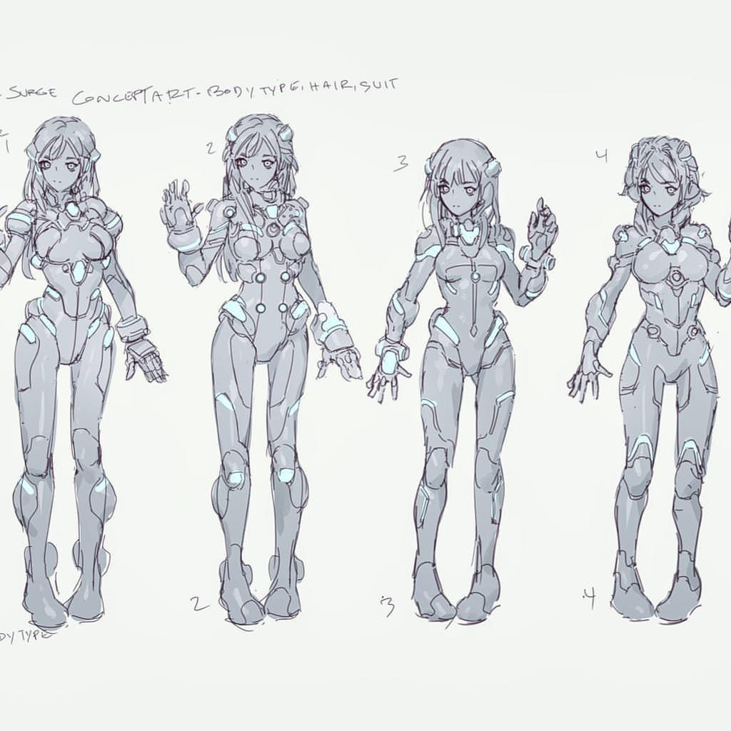 Character Design Exhibition : Character design by thejettyjetshow on deviantart