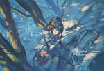 Mononoke #2 By JettyJet