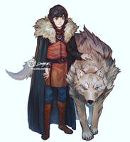 Bran By JettyJet by THEJETTYJETSHOW