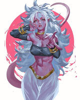 Android 21 By Jetty by THEJETTYJETSHOW