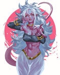 Android 21 By Jetty