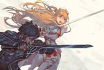 Sword Art Online By JettyJet