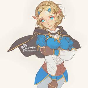 Zelda Color Rough Jetty