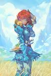 Princess Lastelle by Jetty