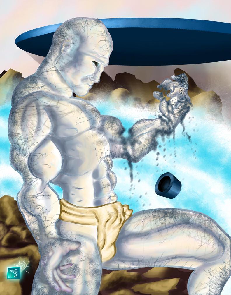 Prometheus Creator Engineer by g-technical on DeviantArt