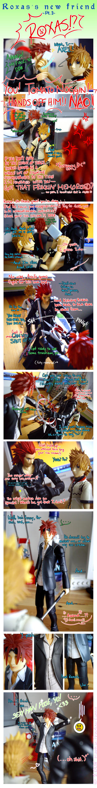 ARR - Roxas's New Friend pt2 by Nijuuni