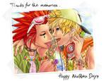 AR-Memories Sweeter than Candy by Nijuuni