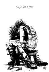 AkuNo - Heartbreak Warfare by Nijuuni
