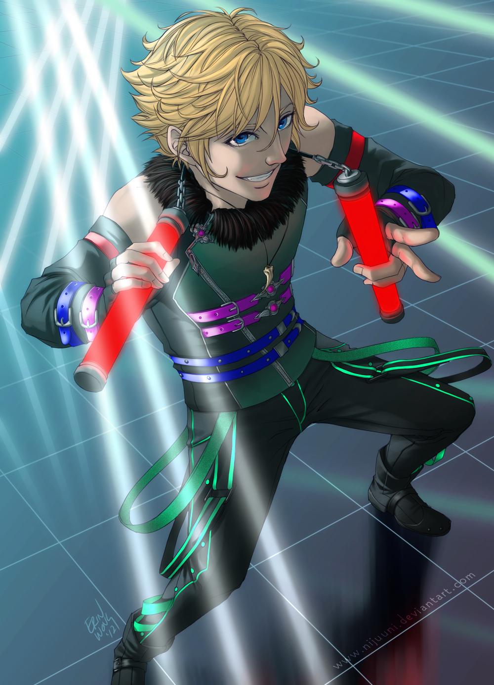 FFBC - Color on the Dance Floor by Nijuuni
