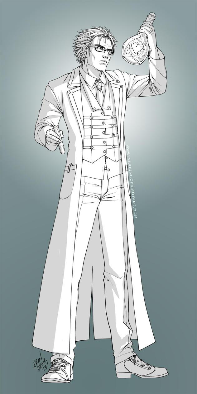 The Scientist by Nijuuni
