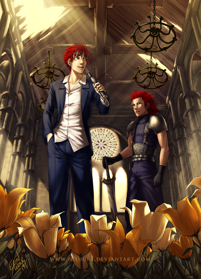 FFKH - Don't Step On The Flowers by Nijuuni