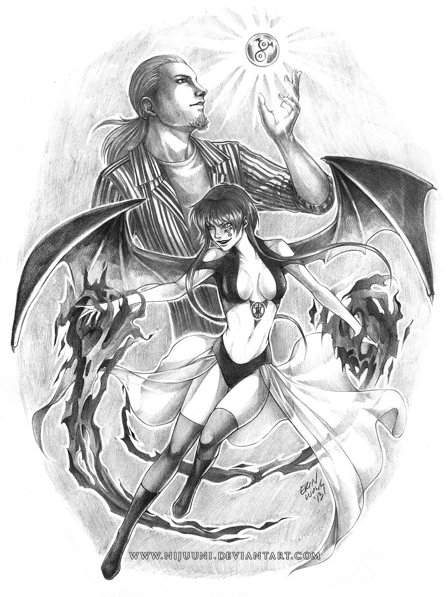 Sin of Envy by Nijuuni