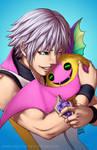 KHDDD - Riku's Companion