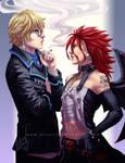 Rixoko and Verax